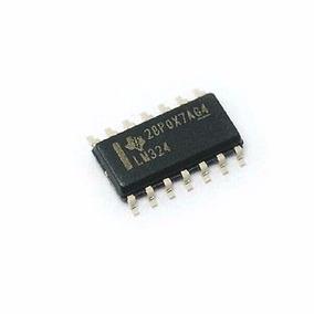 Componente Eletrônico Lm324smd