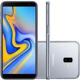 Smartphone Samsung Galaxy J6+ J610g 32gb Desbloqueado Prata