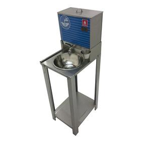 Lavamanos Portatil Lavam-1 Puesto Taco Asador Banquete