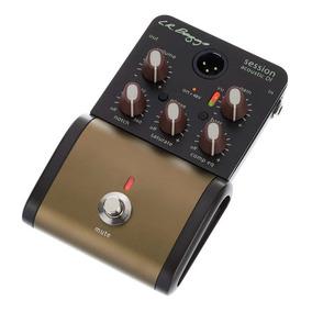 Pedal Lr Baggs Pedal Session Acoustic Di - Preamp/compressor