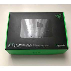 Razer Ripsaw - Placa De Captura De Vídeo
