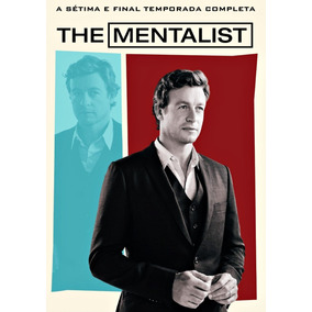 The Mentalist 1ª A 7ª Temporadas Dublado E Legendado 34 Dvds