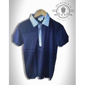 Camiseta Polo Camisa Masculino Azul Marinho Diesel 179b0854a2f8c