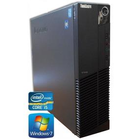 Computador Lenovo M90p I5 650 3.2 Ghz 4gb 1tera Hd Win7 Ori