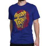 Camiseta Homem De Ferro Tony Stark Super Herói Camisa Geek