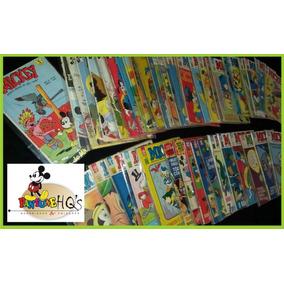 Linda Coleção Mickey - 780 Edições Do 33 Ao 911 / Excelente