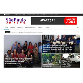 Tema Portal De Noticias Wordpress