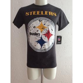 Playera T Shirt Pittsburgh Steelers Nfl Team Apparel 2017 e33c5e69050