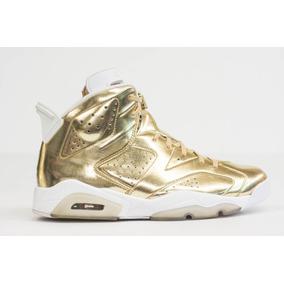 newest 144e5 b6da1 Air Jordan 6 Pinnacle Metallic Gold
