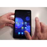 Tablet Alcatel Quad Core 1gb Ram, 8 Gb De Memoria Interna