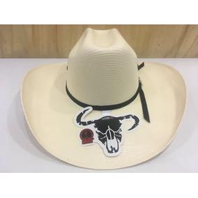 42ffd1c69bb51 Sombrero Vaquero Marca Cuernos Chuecos Tela Fina Truman