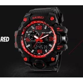 Relógio 1155 Masculino Esportivo Prova D Água Skmei Original