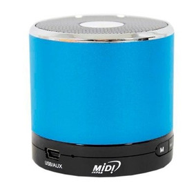 Caixa De Som Midi Md-150 Com Bluetooth E Sd