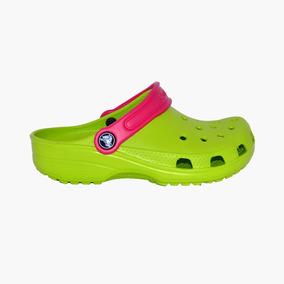 Crocs Ni¥o Classic Volt Green Raspberry Co240341