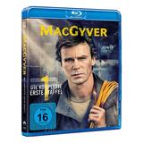 Blu-ray Macgyver 1ª Primeira Temporada Lacrado 3 Discos