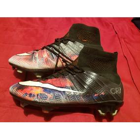 286a8c66337b4 Zapatos De Futbol Cr7 - Tacos y Tenis Césped natural Nike de Fútbol ...
