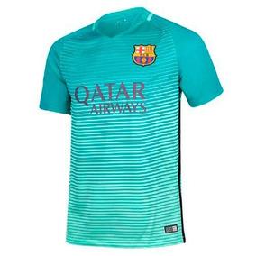 Camiseta Barcelona Verde - Camisetas en Mercado Libre Argentina 671398bac77