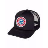 Boné Trucker Aba Curva Bayern De Munique Feminino Masculino f45863f4de8
