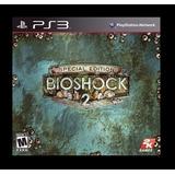 Bioshock 2 + Todos Los Dlc ~ Ps3 Digital Español