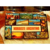 Libro Postales Del Noroeste Argentino 1970