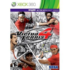 Virtua Tennis 4 Xbox 360 - Destravado