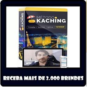 Método Kaching Completo + 2000 Cursos De Brinde