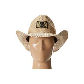 Sombrero Vaquero Hombre Playa Ranger Mujer Moda Paja Verano cba31df3ab71