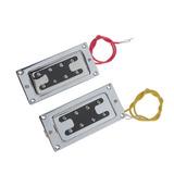 Ajustable Humbucker Recoger Set Para Rickenbacker Eléctrico