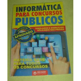 Informática Para Concurso Público - Frete Grátis