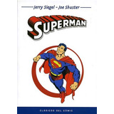 Superman Clasicos Del Comic Tomo Unitario Editorial Panini