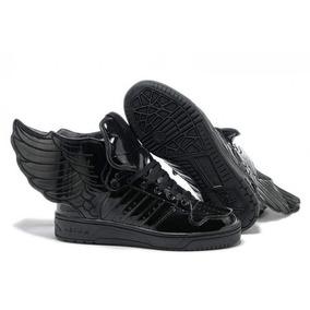 Tênis adidas Jeremy Scott Wings 2.0 (preto)