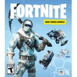 Videojuego Fortnite Deep Freeze Bundle, Nintendo Switch