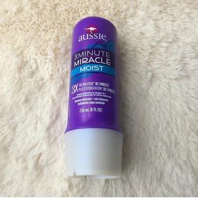 Kit 5 Mascara Aussie Moist 3 Minute Miracle 236ml Original