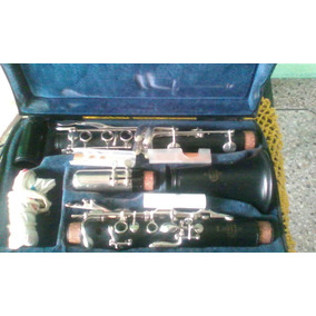 Clarinete Buffet Crampon Paris B10.