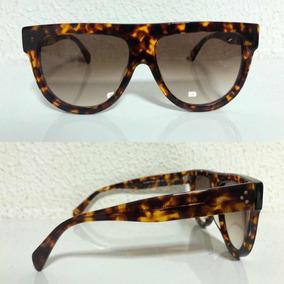 Oculos De Sol Modelo Mascara Celine - Óculos no Mercado Livre Brasil d540d733c9