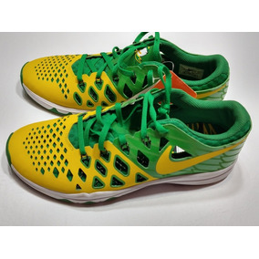 designer fashion 611e9 9e9cb Zapatillas Nike Train Speed Oregon Ducks University 9 Us