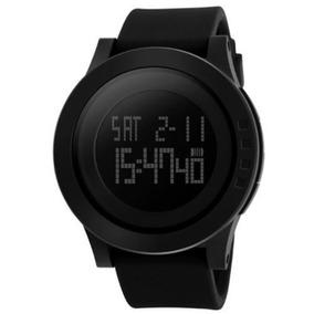 Relógio Masculino De Pulso Skmei 1142 - Preto - Original !!