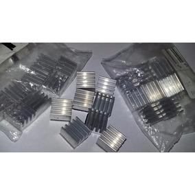 Dissipador Alumínio Vram 8peças Rasperrypi (pronta Entrega)