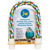 Jw Cuerda Para Perchar, Pericos, Loros, Australianos, Corta