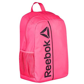 Mochila Reebok Ce0908 Rosa Uni Envio Gratis