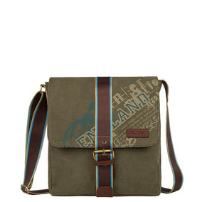 Crossbody Caballero Blu Bag Compartimento Para Tablet 2213-a