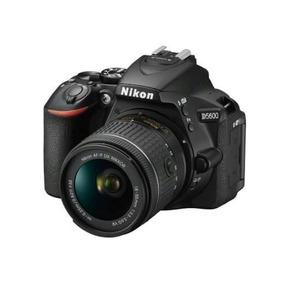 Nikon Dslr D5600 Kit Com Lente 18-55mm Ñ D5200 D5300 D5100