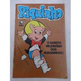Riquinho Nº 1 - Professor Cucaboa - Editora Globo - 1987