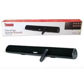 Caixa Som Sound Bar P/ Tv C/ Bluetooth 120w Tomate 206