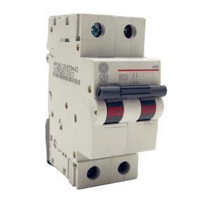 Interruptor Ge G60 2x63 Amp Iec ( Tipo Merlin Gerin Ic60n)