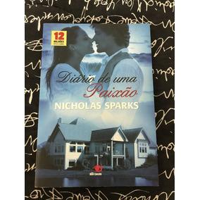 Livro Diário De Uma Paixão, Nicholas Sparks