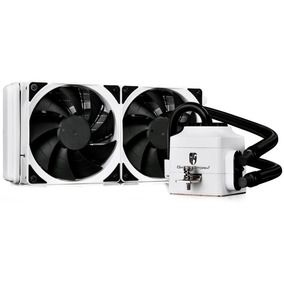 Watercooler Deepcool Captain 240ex White Dp-gs-h12l-ct240w-e