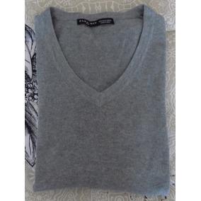 Sweater Zara Hombre - Vestuario y Calzado en Mercado Libre Chile 8f25049f357e