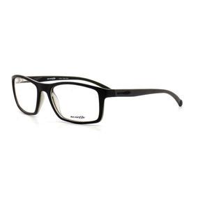 Óculos De Grau Masculino Arnette 7083l T 55 C 2398 Preto 1a1507945e