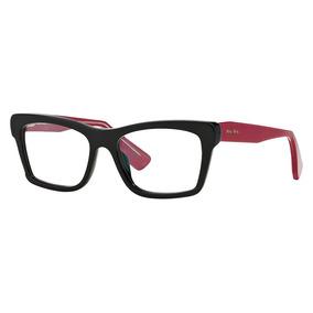Armaçao Miu Miu - Óculos no Mercado Livre Brasil 2283e0ecd1